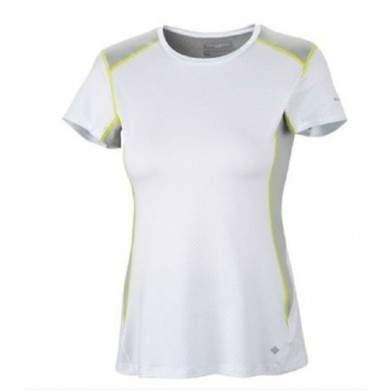 T-shirt-Britannique, les Femmes de Freeze™ Top à Manches Courtes