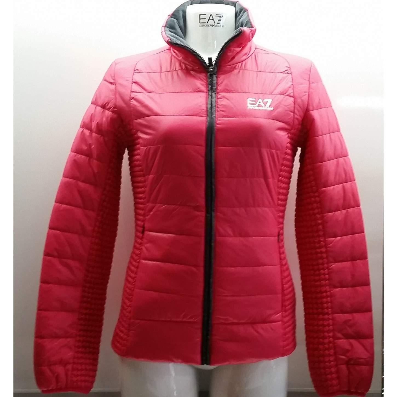 best service dbe7e 155f5 Giacca jacket Piumino donna Emporio Armani EA7 TENNIS W ...