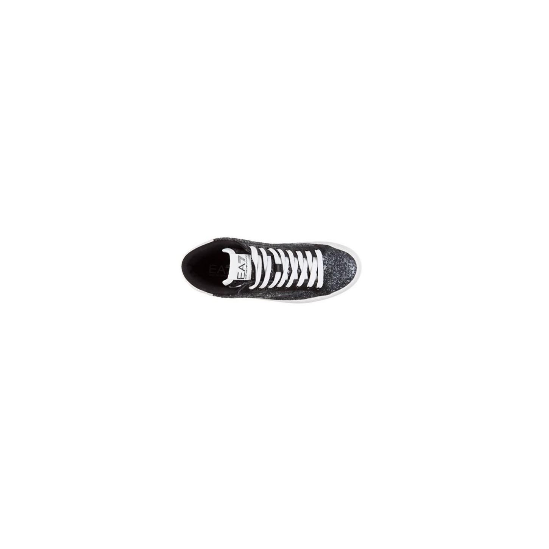 Scarpe 288033 Sneaker Alte 6a299 00020 Ner Emporio Armani Donna Ea7 qfrAfYwg 43f17254697