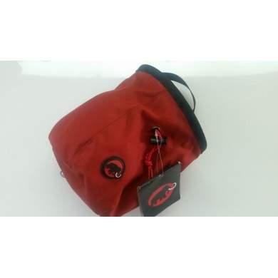 Porta magnesite MAMMUT chalk bag rosso