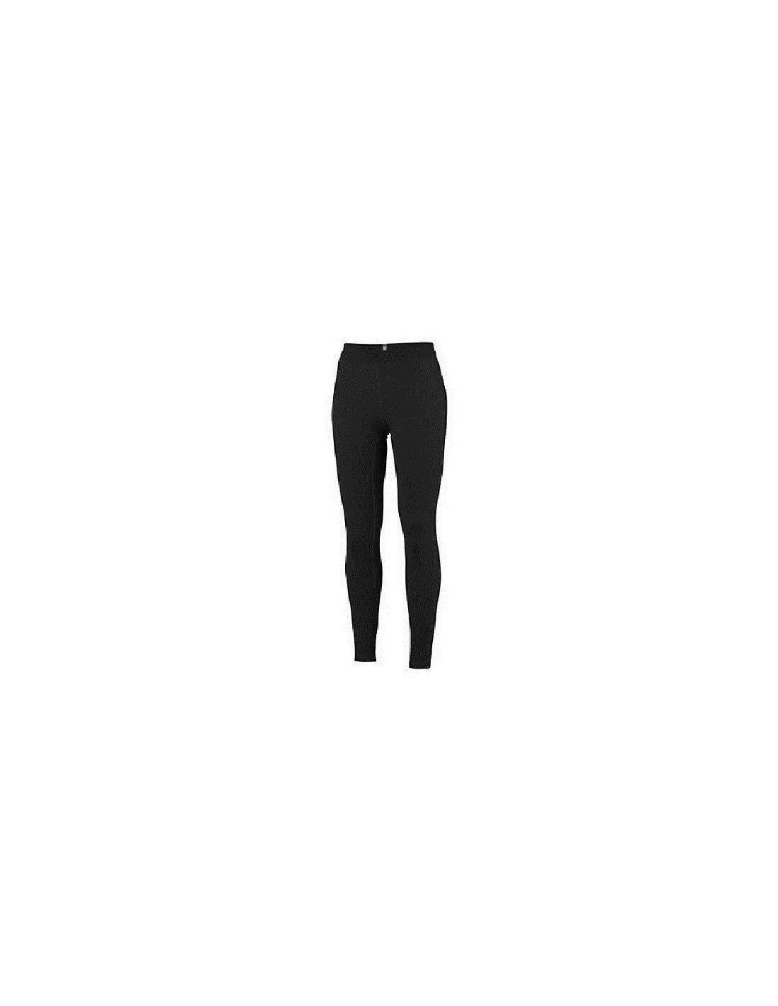 COLUMBIA poids moyen de la COUCHE de BASE collants mi-poids femmes black