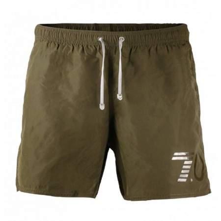 Costume EA7 Uomo pantaloncino 902000 7P732 military green