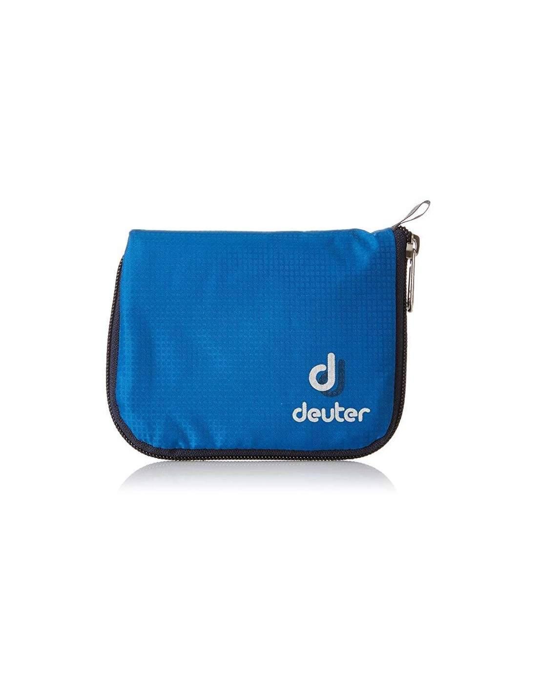 enorme verkoop voortreffelijk ontwerp klassiek Deuter wallet ZIP WALLET BLACK, or BLUE, Fashion and sport ...