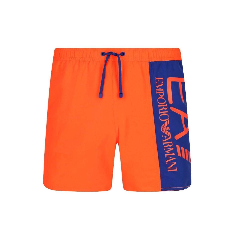 buy popular 957ed 1254b Costume a pantaloncino EA7 Emporio Armani Uomo 902000 9P738 ...