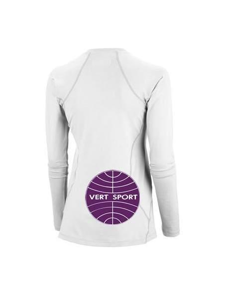 COLUMBIA MIDWEIGHT BASE LAYER 1/2 ZIP maglia intimo da donna
