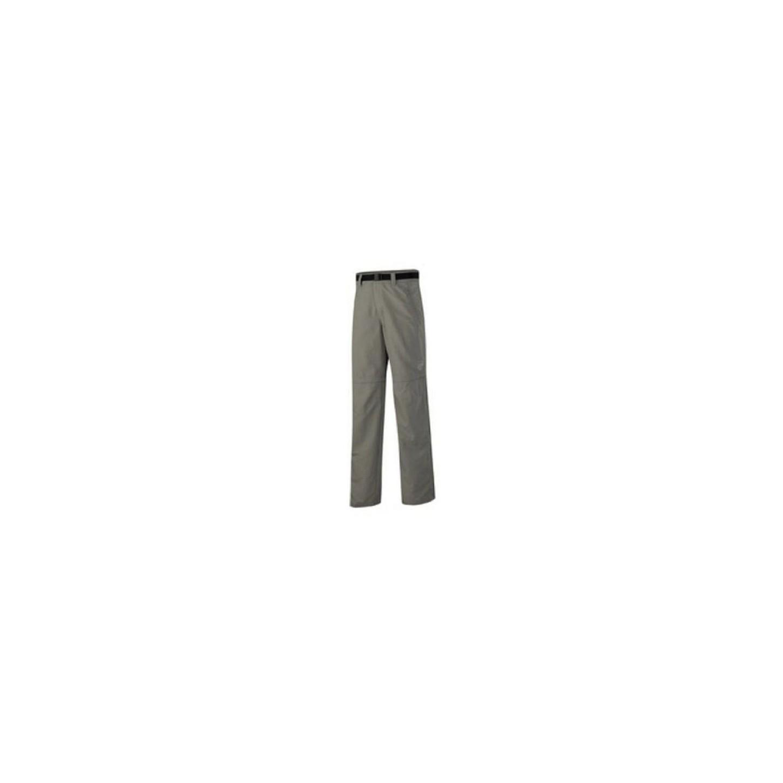 PANTALONI MAMMUT TEMPEST Pants zip-off dark oak