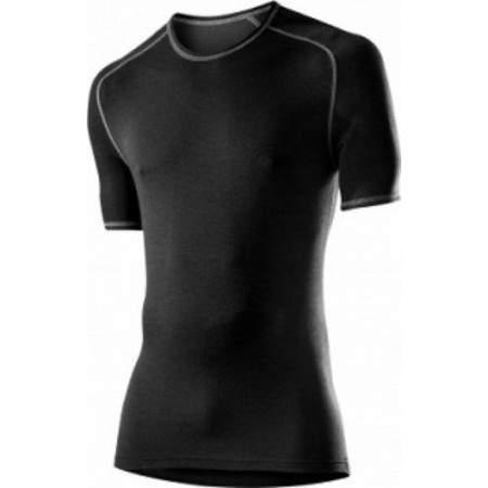 T-shirt sport homme Loffler noir